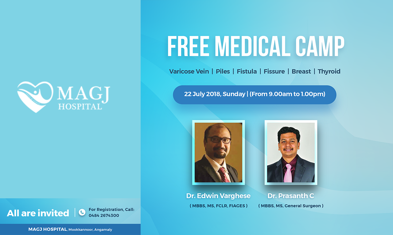 Medical Camp under the guidance  of Dr. Edwin Varghese & Dr. Prasanth C